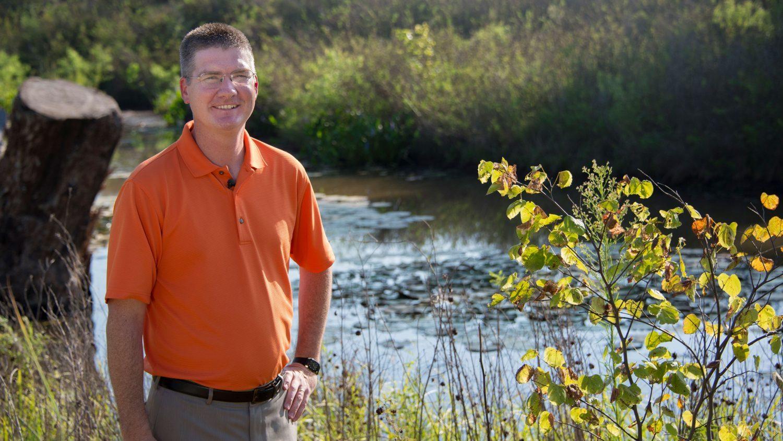 New CALS BAE department head Dr. Garey Fox