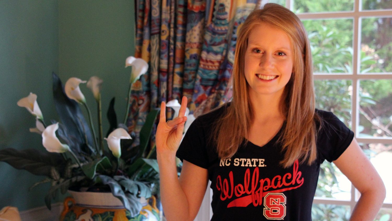 CALS' Rachel Tabb is a nutrition science major