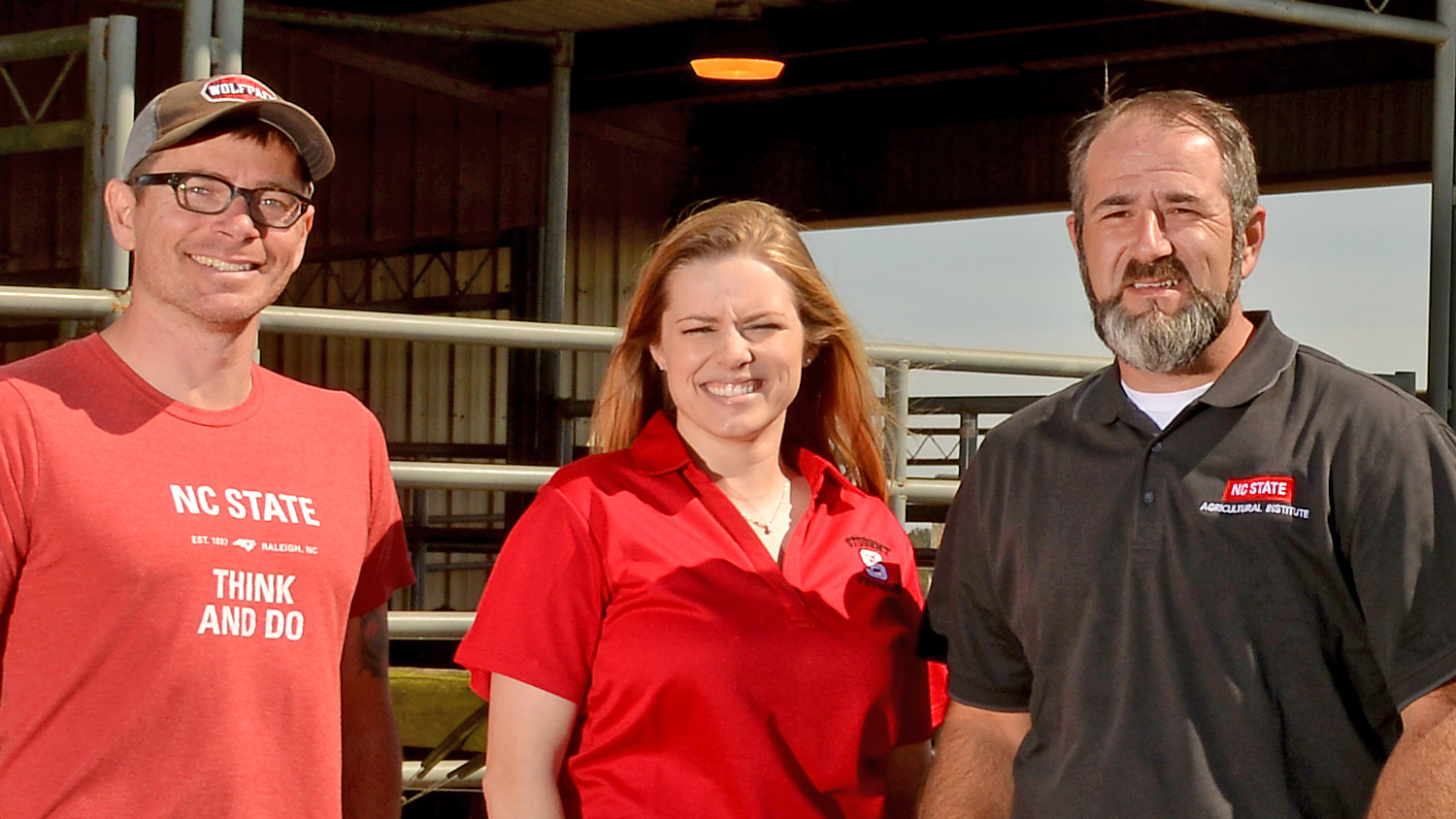 Alumni of NCState's Agricultural Institute