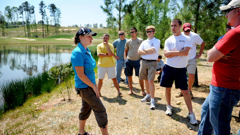 AGI Turf Class at Lonnie Poole Golf Course