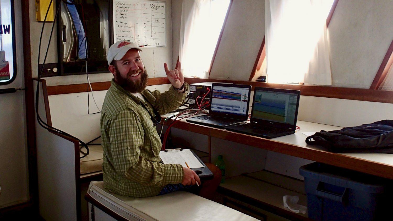 Brendan Runde awarded conservation leadership scholarship