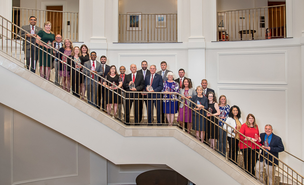 NC State College of Agriculture and Life Sciences alumni awards