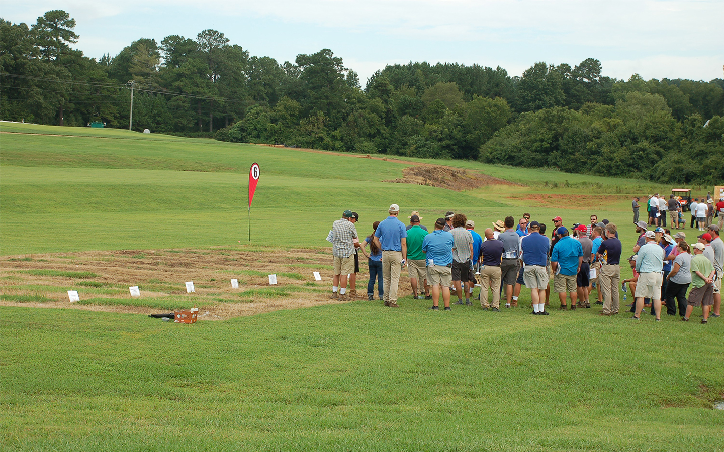 NC States turf research lab gives students hands-on learning opportunities