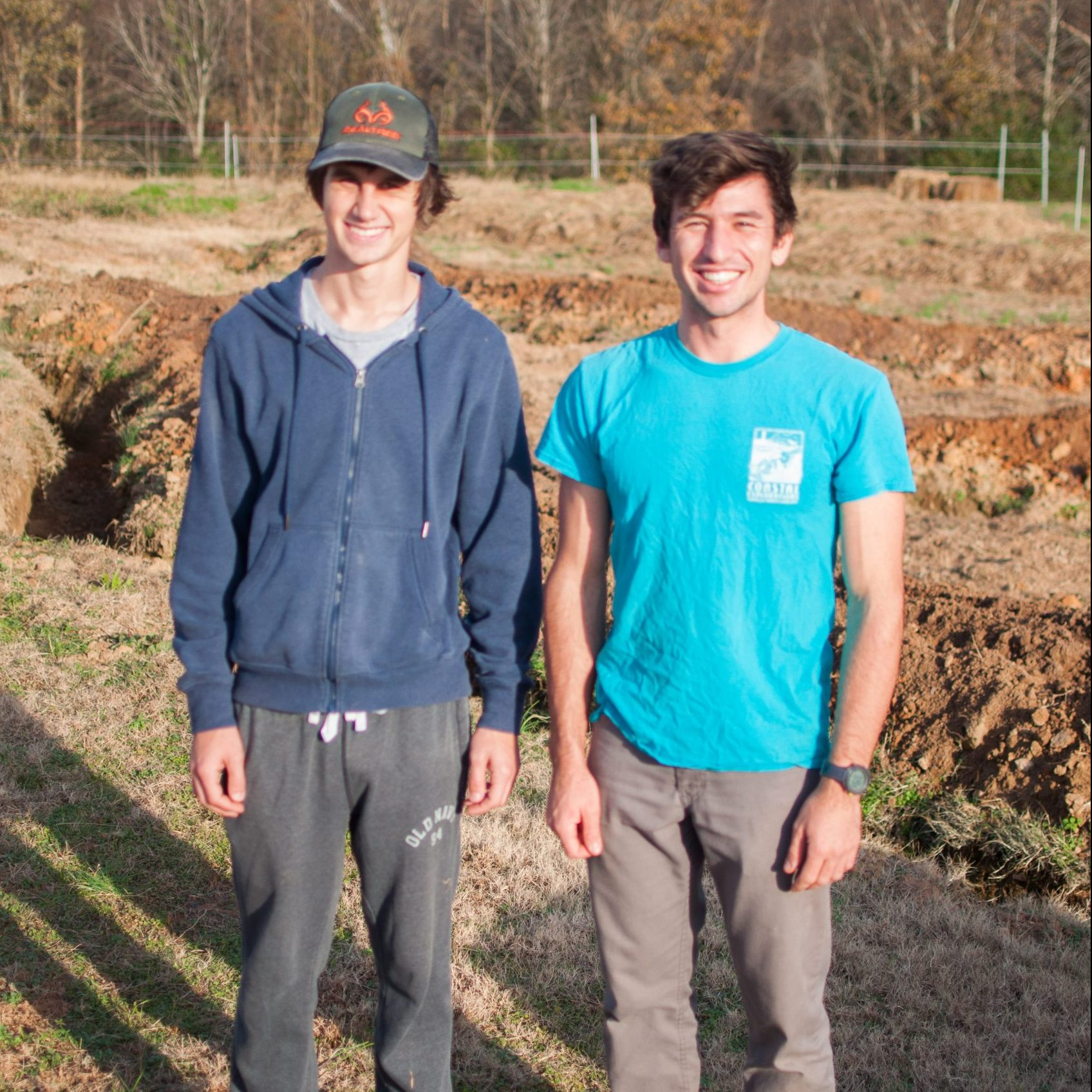 Agroecology students win NC State sustainability grant