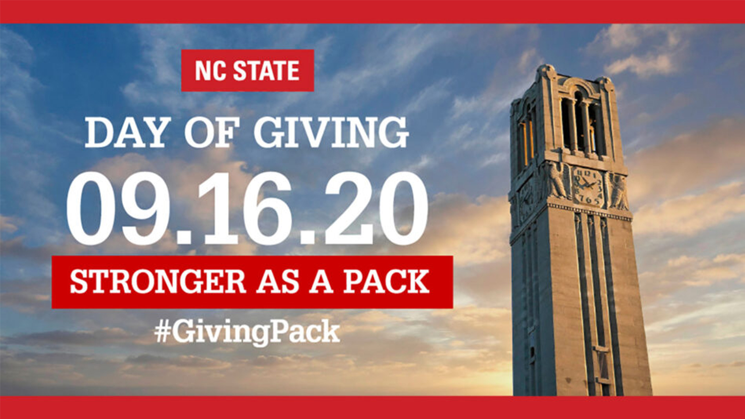 NC State Day of Giving image