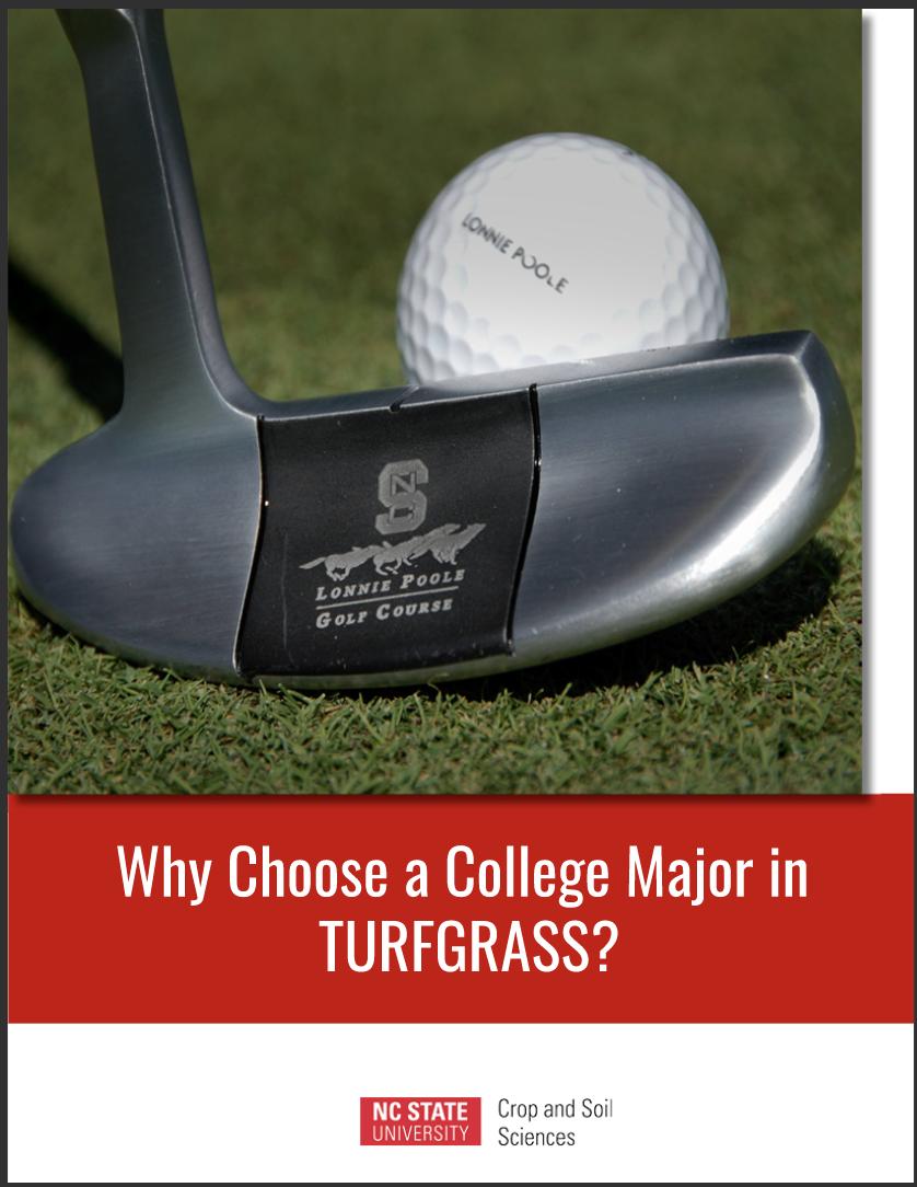 turfgrass degree ebook cover