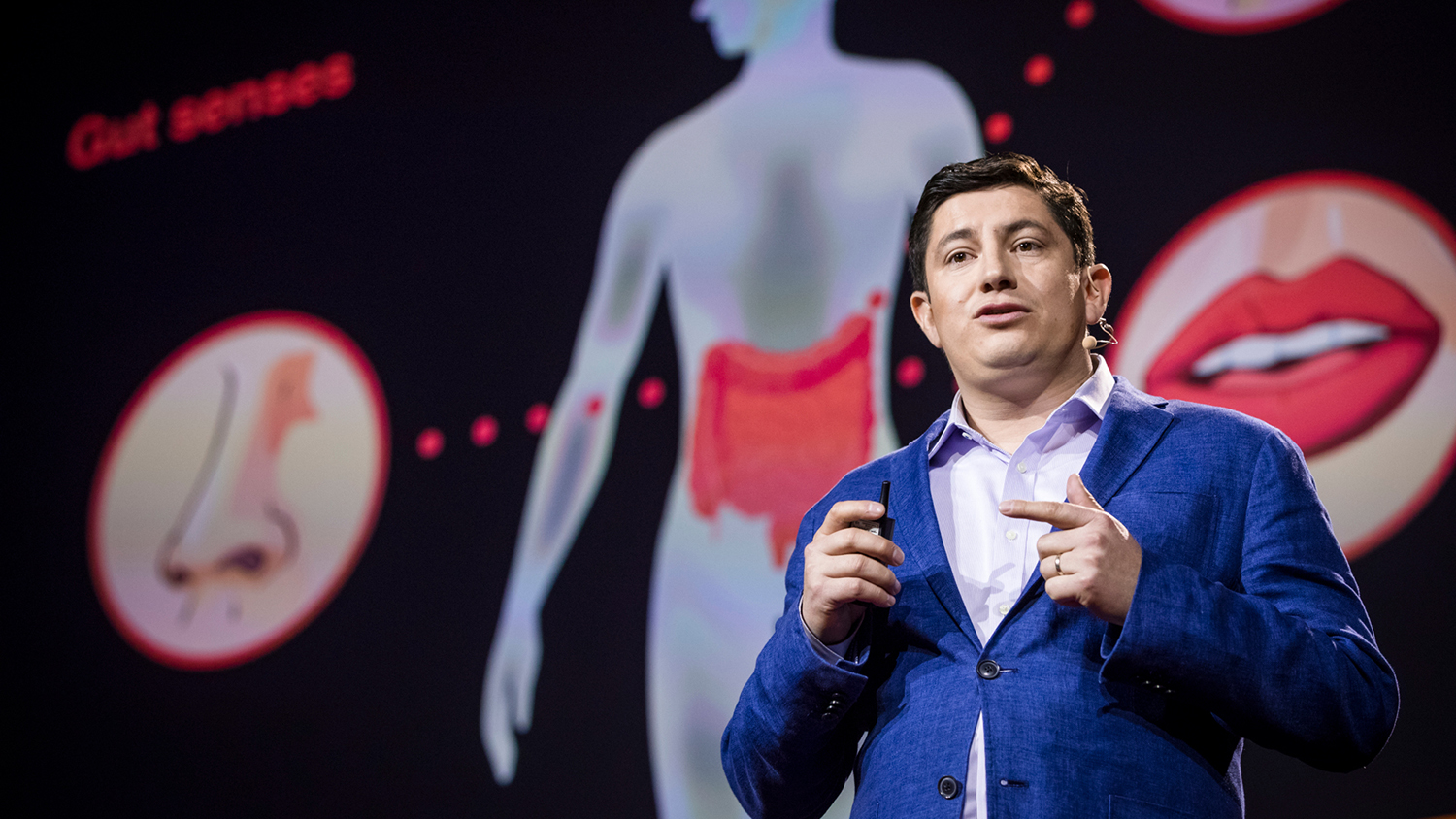 CALS Poultry Science Alum Diego Bohorquez Gives a TED Talk