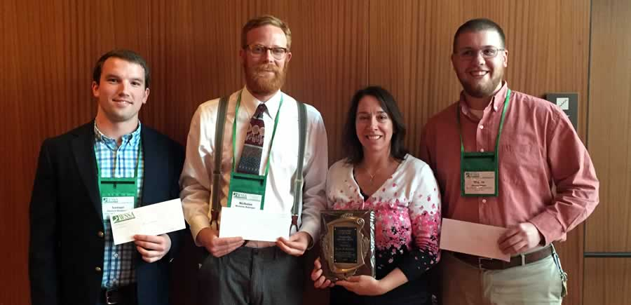 2016 Weed Science Society of America