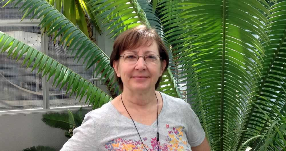 Diane Mays, Plant Conservatory Curator