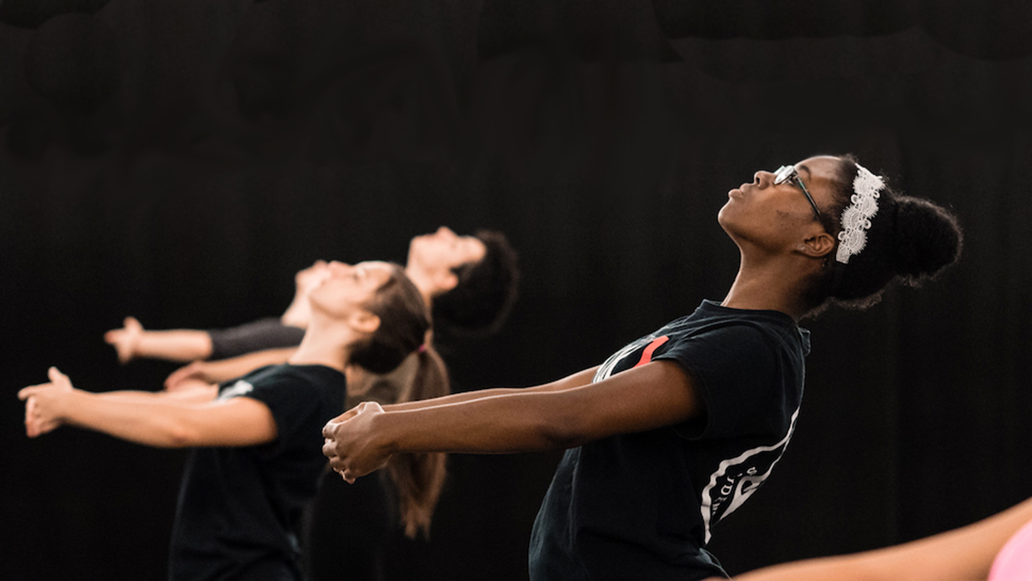 CALS student Dedreanna Scott is dancing with the NCSU Dance Company this Thursday
