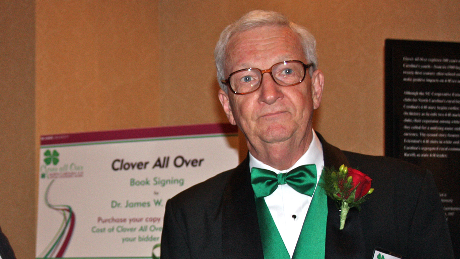 4-H Alumnus Jim Clark has written two histories of North Carolina 4-H, giving back to an organization that deeply influenced his life.