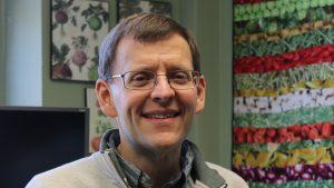 Dr. Chris Gunter, Graduate Programs Director