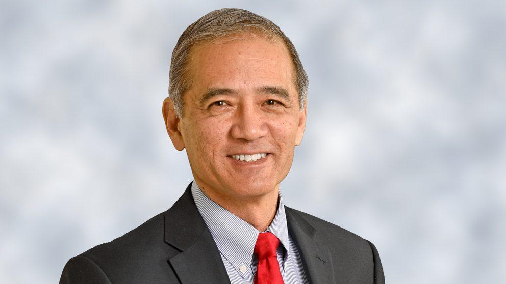 Senior Associate Dean, Harry Daniels