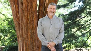 Dr. Frank Louws, Department Head for Horticultural Science