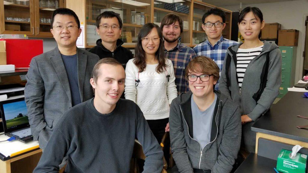 genomics graduate researchers