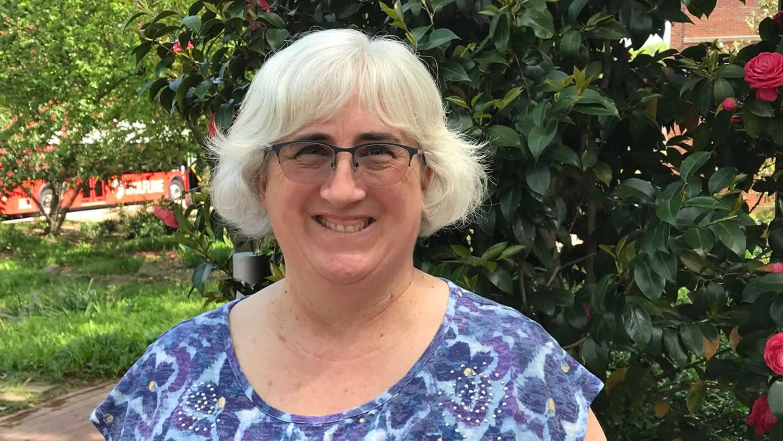 Dr. Helen Kraus, Undergraduate Programs Director