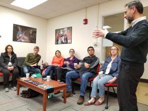 CALS IP Graduate student association first meeting