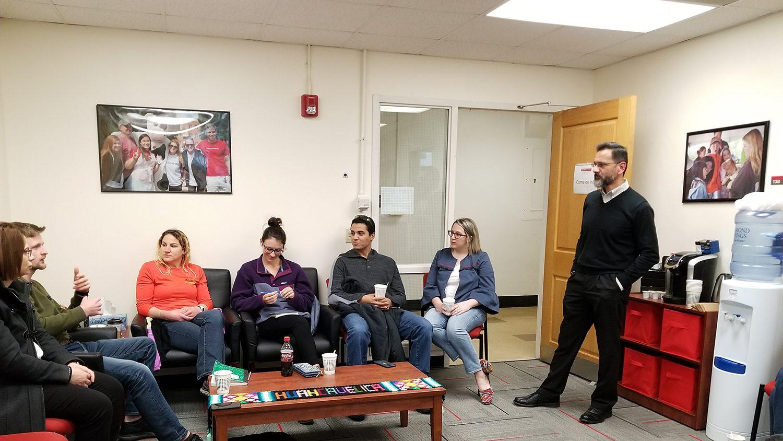 Graduate Student Association Meeting