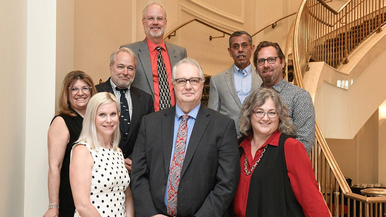 Provost Presents 2018-19 University Teaching Awards