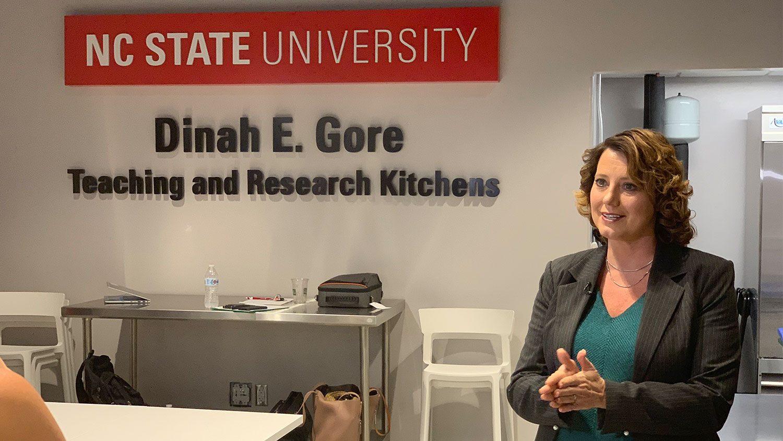 Mindy Brashears USDA Deputy Under Secretary for Food Safety