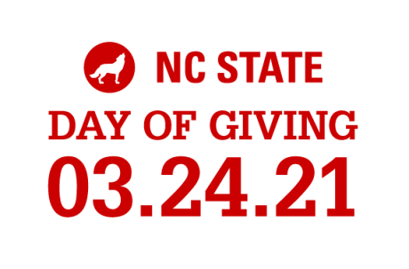 NC State Day of Giving 2021 logo