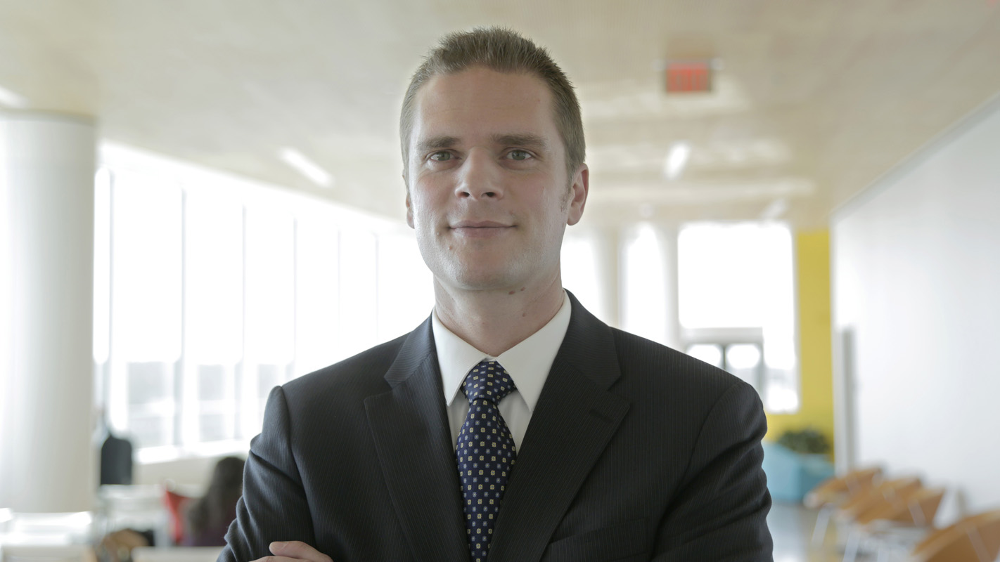 Faculty member Rodolphe Barrangou.