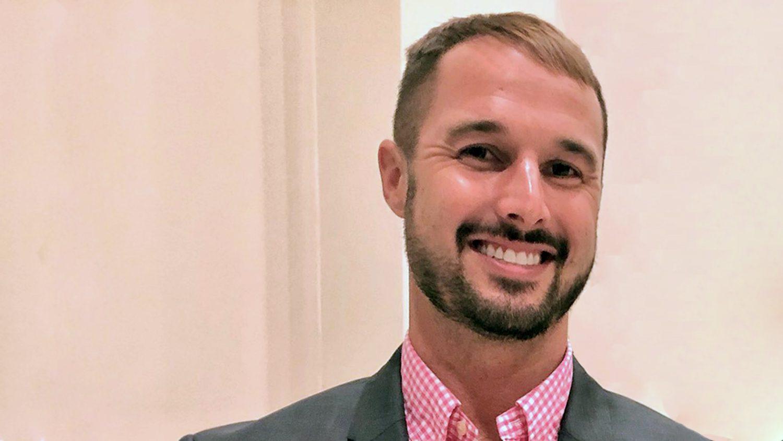 Zack Lowman CALS Outstanding Young Alumni Winner