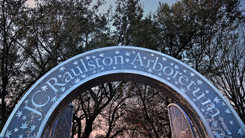 JC Raulston Arboretum Gate