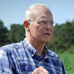 Bob Patterson teaches at a field laboratory.