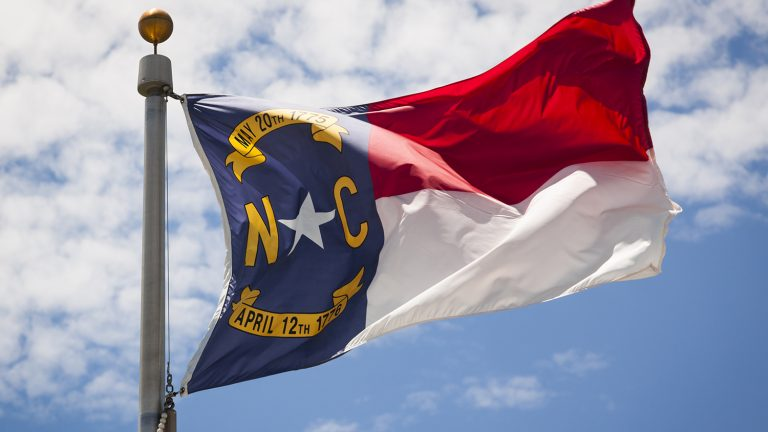 North Carolina's State Flag