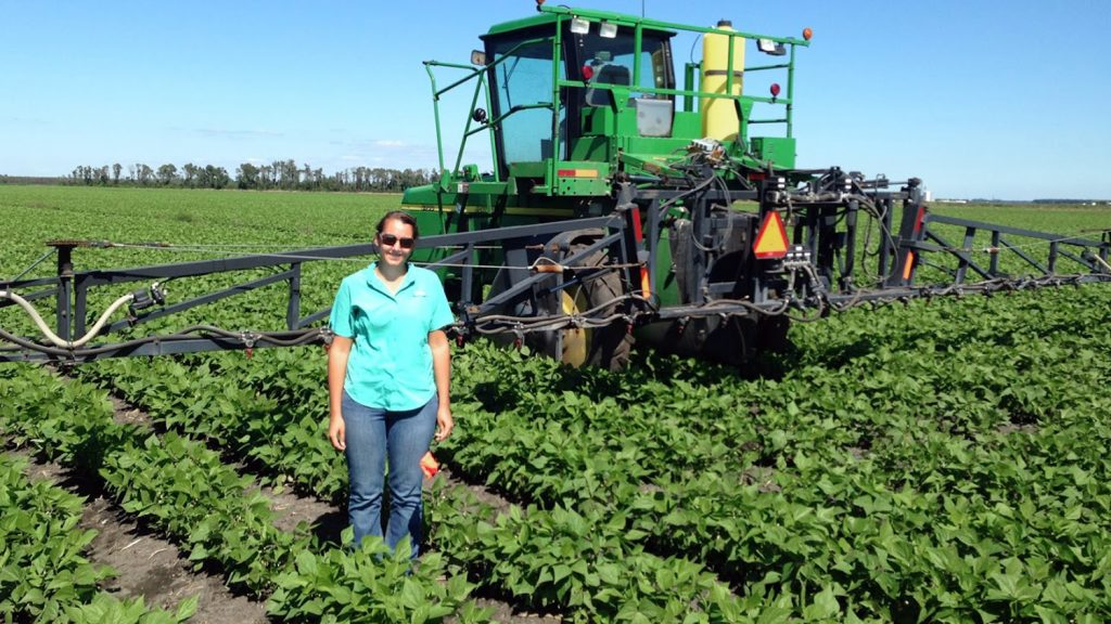 Extension Agent Andrea Gibbs