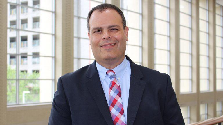 State FFA Coordinator Jason Davis