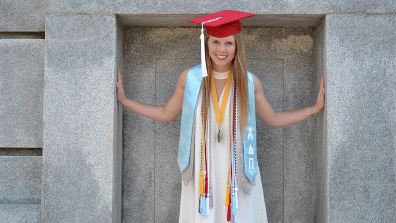 STEAM grad Katelyn Thomas
