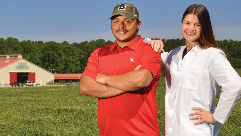 Prestage scholarships lead to prestigious careers!