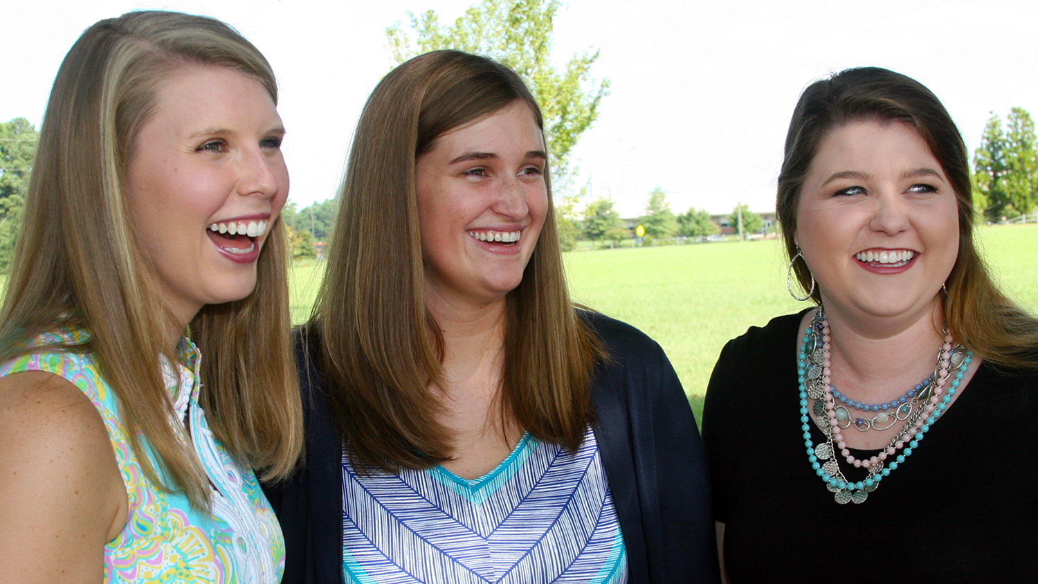 Lee County Extension's Women in Ag highlights Taylor Craig, Katelyn Thomas and Morgan