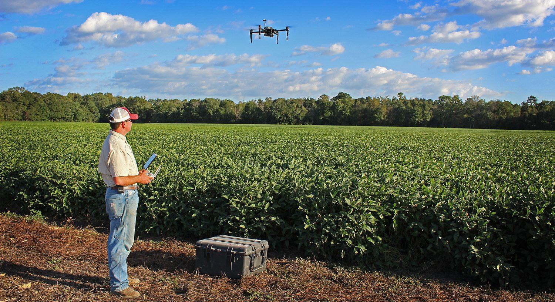 CALS Magazine Drones