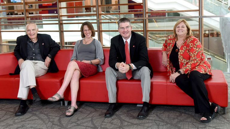 CALS Magazine Four new department heads