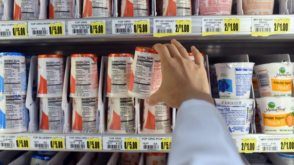 CALS Magazine Feifei Liang Yogurt Nutrition Label Research