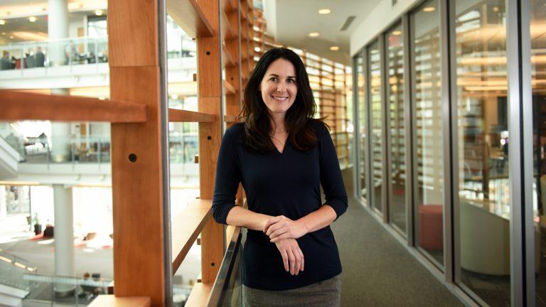 NCSU CALS PhD Student Johanna Elsensohn