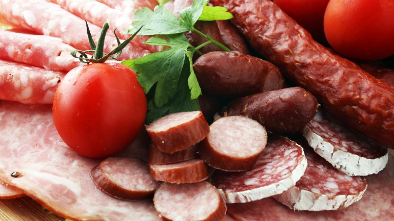 Photo of artisan meats