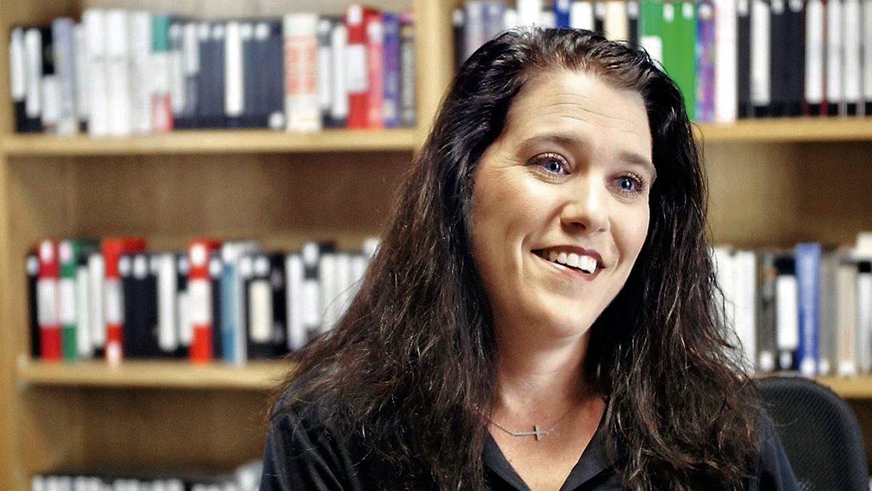 Tina Gross of Broadway's Gross Farms