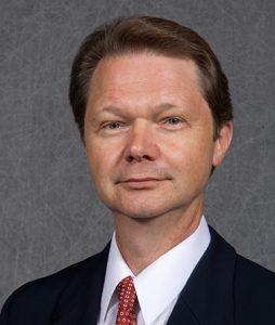 Dr. John Brake studio portrait