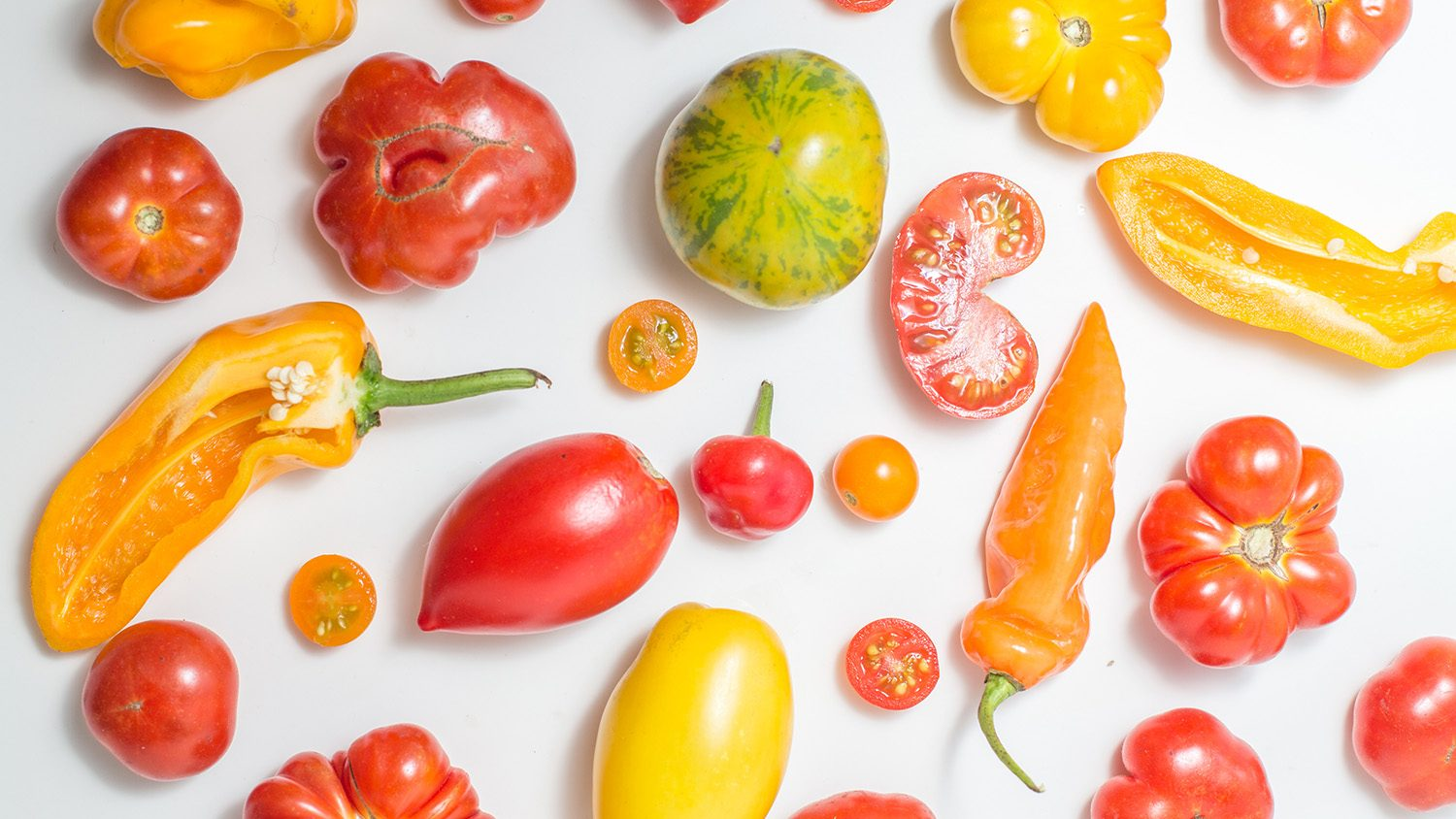 NCSU CALS Citizen Science Peppers