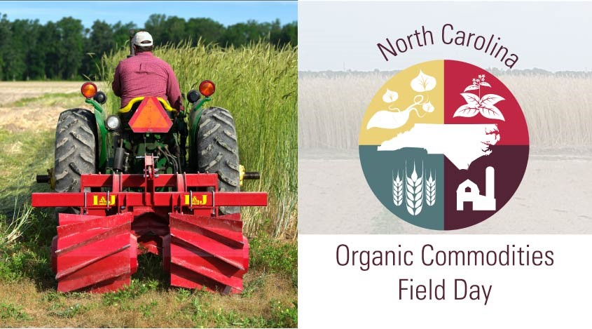 organic commodities field day image