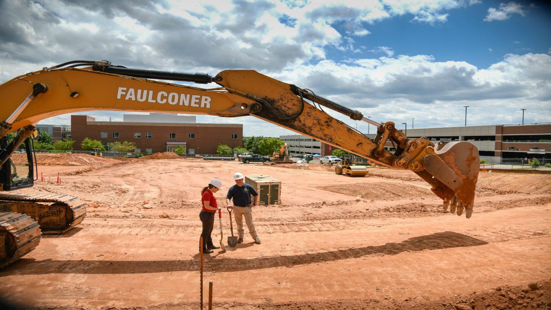 PSI Construction site