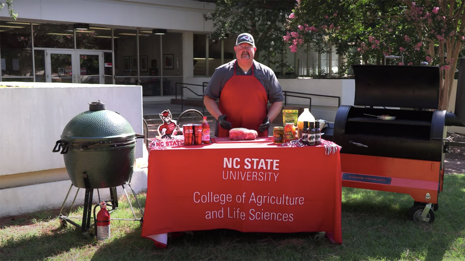 CALS Tailgate BBQ Tips