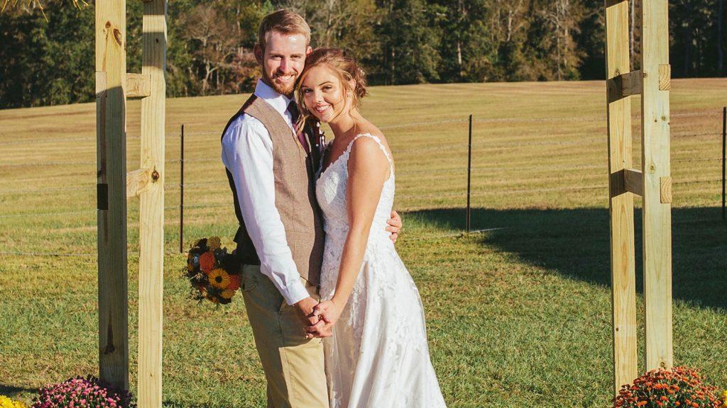 Katelyn and Lucas Stegall