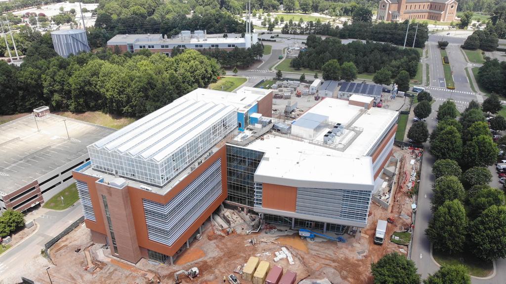 PSI Building construction