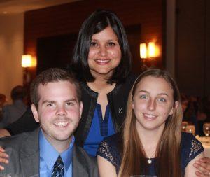 Greg Hartman, Shweta Trivedi, and Michelle Sparks
