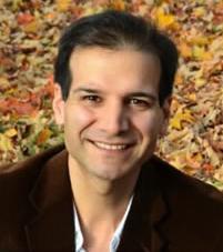 Portrait of Hamid Ashrafi